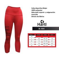 Id014 Calza Pescador Deportiva Hartl (mujer) Envío Gratis