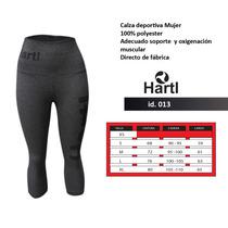 Id013 Calza Pescador Deportiva Hartl (mujer) Envío Gratis