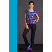Calza Recta Lycra Sport Lady Fit