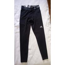 Calzas Adidas Climalite Techfit Hombre 3/4 - M/ L - Original