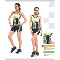 Conjunto Deportivo Running, Fitness, Spining,pilates, Mujer