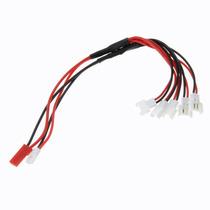 Cargador Drone Syma Hubsan Cable Multicarga 5 Baterías Usb