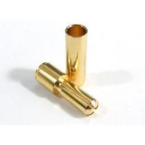 Conector Gold 5 Mm (3 Pares) Para Motores Y Speed Control