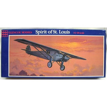 -full- Spirit Of St. Louis Glencoe Models 03101 1/48