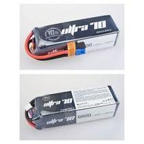 Bateria Lipo Litio Polimero Duaslky 6600mah 11.1v 70 / 140c