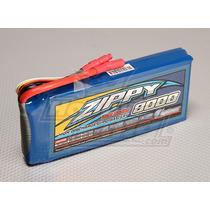 Bateria Lipo Zippy Flightmax 8000mah 3s 30c