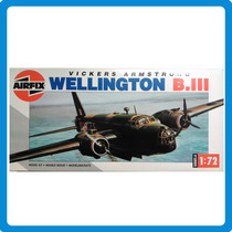 -full- Wellington B.3 1/72 Airfix Nº 04001