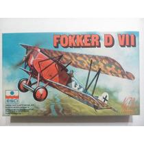 -full- Fokker D Vii 1/72 Esci Nº 9015