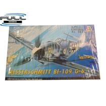 -full- Messerschmitt Bf 109 G 6 Italeri 1/72 Nº 063