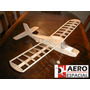 Kit Baby Ala Alta Motor 049 2canales Completisimo 100% Balsa