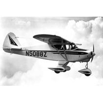 Plano Rc Piper Pa 22 Tripacer