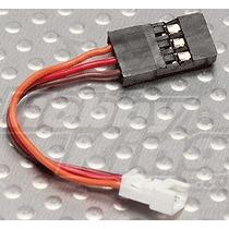 Cable Adaptador Micro Servos A Conector Standrad De Receptor