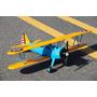 Avion Biplano Pt-17 Stearman 1050mm Pnp