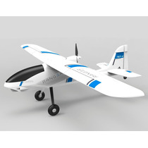 Avión Radiocontrolado Entrenador 1,4 Mts Completo Para Volar