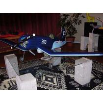 Fabrica De Aviones Escala(corsario F4u)(a Pedido )