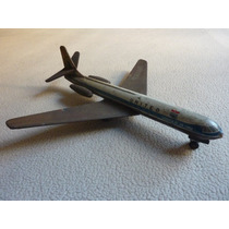 Avion Antiguo Caravelle United Airlines Marca Alps Japon