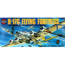 Airfix 1/72 B17 G Flying Fortress 1975 Inmaculada.!
