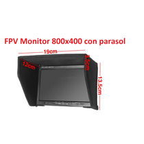 Fpv Monitor 7 800x400 Mejor Precio+envio Gratis