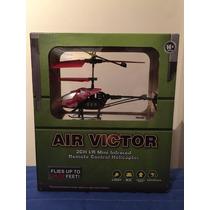 Helicoptero Control Remoto Air Victor Traido De Eeuu