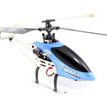 Helicóptero De Exterior A Radio Control Remoto Rc - 3ch