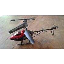 Helicoptero Radio Control 30 Cm 3.5 Chanel Con Giroscopio