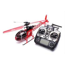 Helicóptero V915 Lama 4 Canales 52 Cm Con Kit De Repuestos