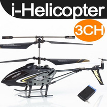 Impresionante Helicóptero Controlado Desde Tu Iphone / Itouc