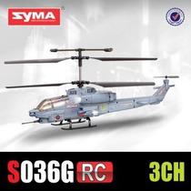 Helicoptero Syma S036g - Especial Navidad - Oferton !!
