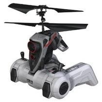 Excelente Helicóptero Espía Con Cámara Digital, Graba Lo Que