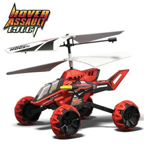 Air Hogs Hover Assault Helicóptero Con Ruedas Radio Control