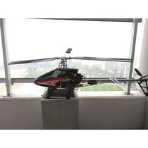 Helicoptero Kds Rc Con Case.fotos Reales. Escucho Ofertas!!