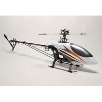 Helicoptero Hk-600gt 3d Para Motor Electrico - Nuevo -