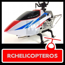 Helicoptero 4 Canales Syma S800g - Vuelo Lateral