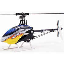 Helicoptero 450 6 Canales Kds Acrobatico Radio Programable