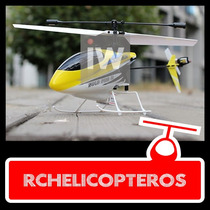 Helicoptero 4 Canales Exterior Nine Eagles Solo Pro