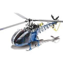 Helicoptero Walkera 4f200lm 6 Canales Vuelo 3d...todo Metal