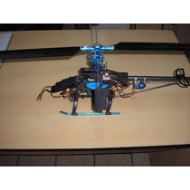 Helicoptero Rc 450 Completo Con Radio