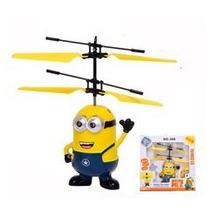 Mi Villano Favorito Mini Drone Rc Helicóptero Minions Reyes