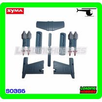 Decoraciones De Fuselaje Helicoptero Syma S036g S036g-09