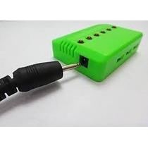 Cargador Baterias Hubsan Syma Wltoys Directo A 220 Múltiple