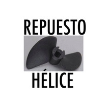 Hélice Lancha Radio Control Remoto Rc Repuesto Juguete