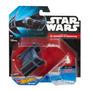 Auto Nave Hot Wheels Tie Avanced X1 Protoype Star Wars Serie