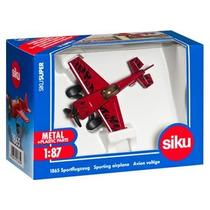 Siku 1865 Aeroplano Sporting Escala 1:87-minijuegos.net