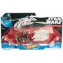 Nave Hot Wheels Star Wars Tie Fighter/millenium Falcon Disne