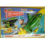 Matchbox Thunderbird 2 Con Thunderbird 4 Metal Bunny Toys