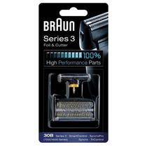 Repuesto Afeitadora Braun 30b Foil Serie 4000/7000 Syncropro