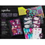 Agenda Monster High 15x21 Cm Perpetua Licencia Original