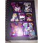 Agenda Perpetua Monster High Semana A La Vista