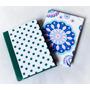 Cuaderno Artesanal Tapa Dura A6 - Diseños Personalizados!