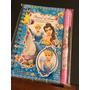 Anotador- Cuaderno- Disney Princess Con Lapicera